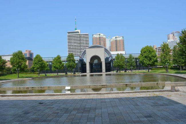 開催された福岡市博物館
