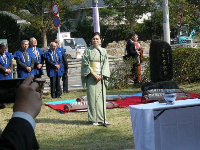 谷川佳枝子先生の講話